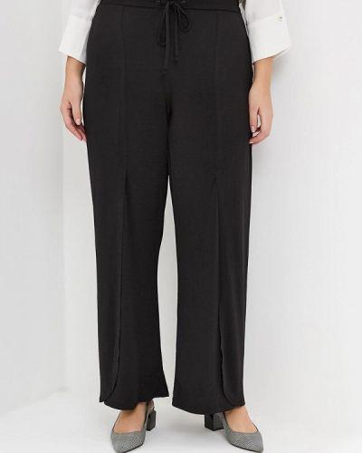 Черные брюки повседневные Evans