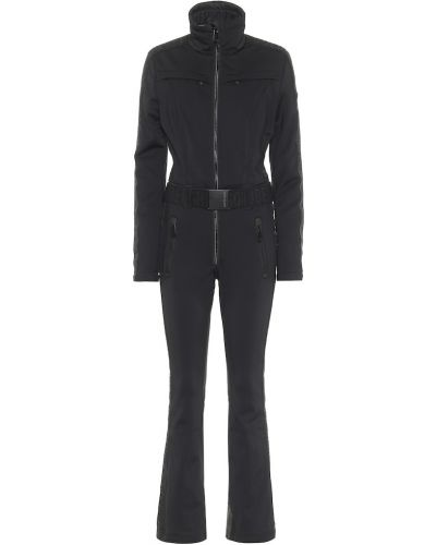 Костюмный черный костюм Goldbergh