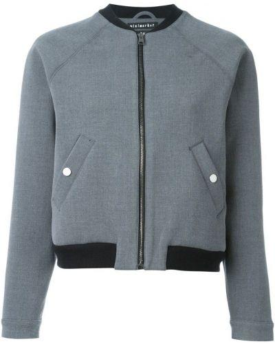 Куртка серая Minimarket
