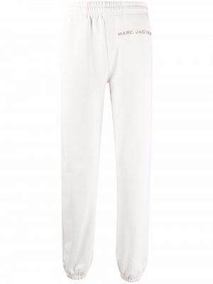 Хлопковые спортивные брюки Marc Jacobs