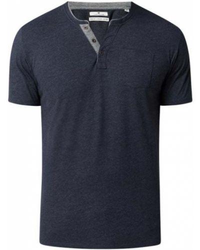Niebieska t-shirt bawełniana Tom Tailor