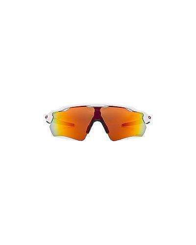 Солнцезащитные очки круглые Oakley