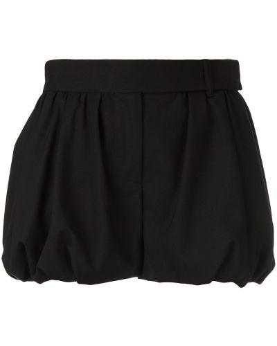 Черные шорты Vera Wang