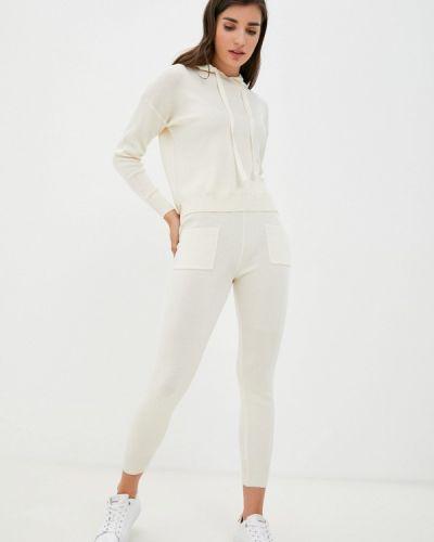 Белый зимний костюм Soky & Soka