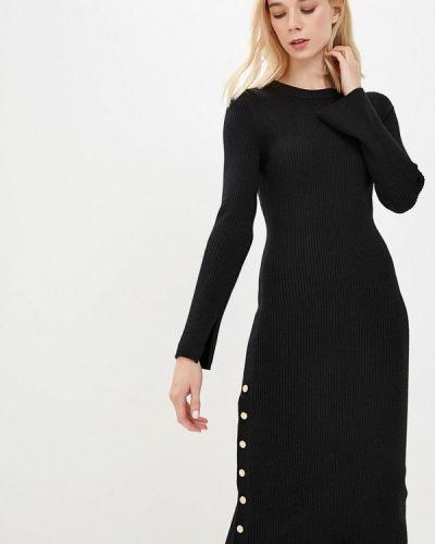 Вязаное платье осеннее трикотажное Alice + Olivia