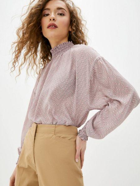 Блузка с длинным рукавом розовая весенний Concept Club