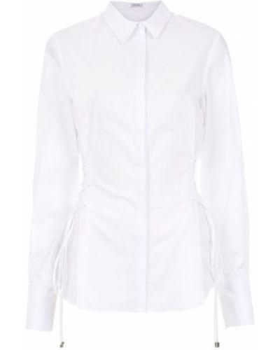 Рубашка с длинным рукавом белая классическая Tufi Duek