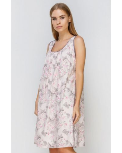 Розовое платье Cyberjammies