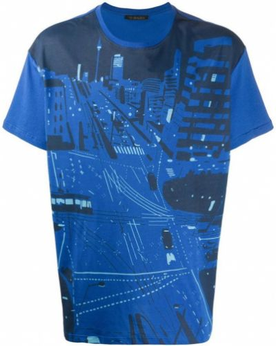 Niebieska t-shirt Mr&mrs Italy