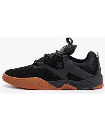 Низкие кроссовки - черные Dc Shoes