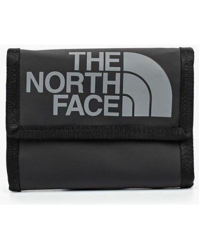 Черный кошелек The North Face