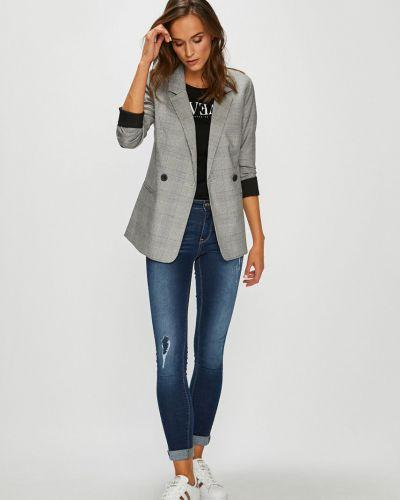 Классический пиджак прямой с подкладкой Only