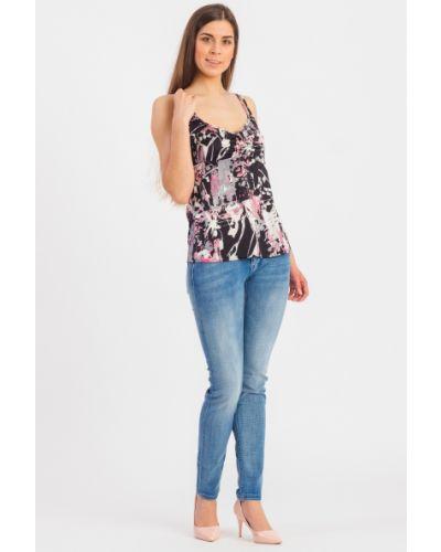 Топ розовый джинсовый Lacywear
