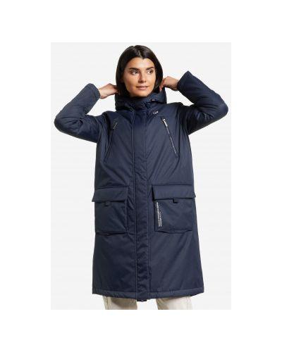 Флисовая куртка - синяя Fila