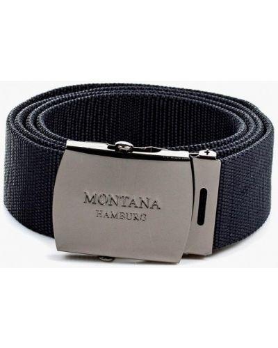 Черный ремень Montana