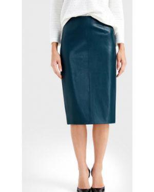 Кожаная юбка из искусственной кожи Ostin