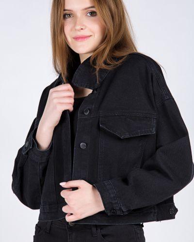 Хлопковая синяя джинсовая куртка Fashion