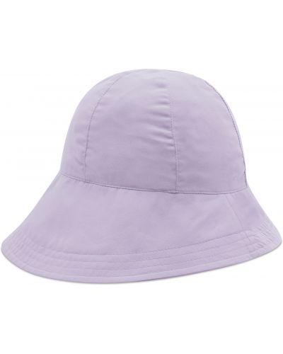 Fioletowa czapka Reima