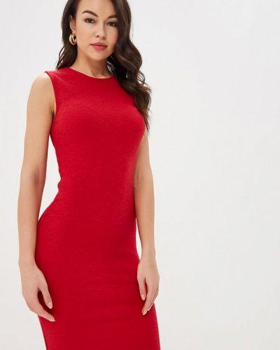 Платье - красное Modis