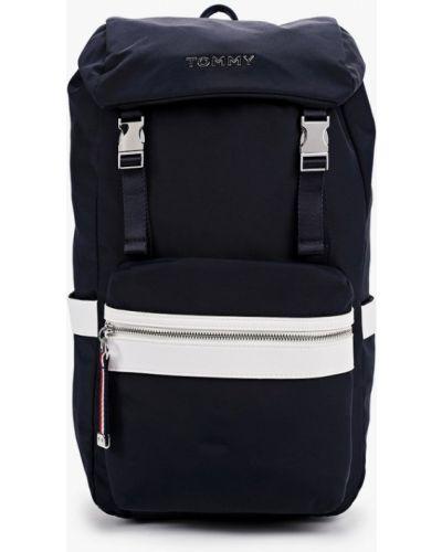 Синий городской рюкзак Tommy Hilfiger