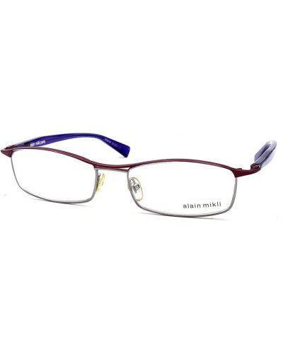 Niebieskie okulary Alain Mikli