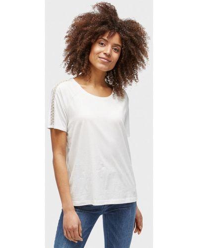 Белая футболка Tom Tailor