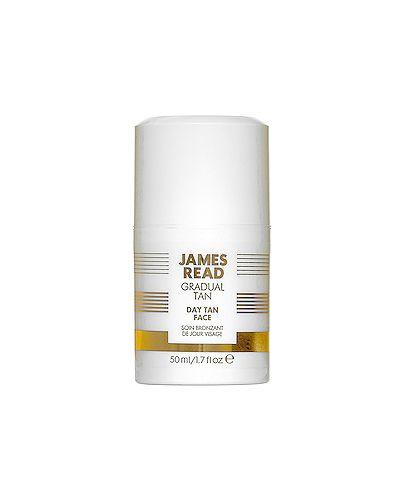 Крем для лица кожаный с декольте James Read Tan