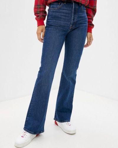 Прямые синие прямые джинсы Levi's®