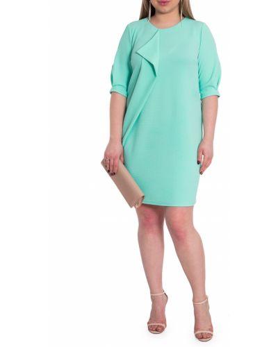 Платье мятный средний Lacywear
