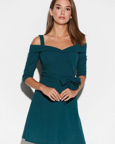 Бирюзовое вечернее платье Karree