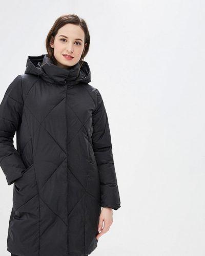 Зимняя куртка утепленная черная Tiffosi