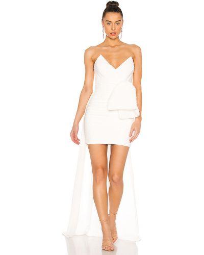 Beżowa sukienka mini Katie May