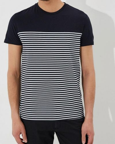 Синяя футболка Lagerfeld