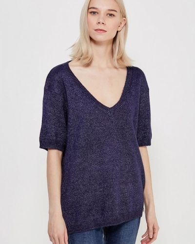 Синий пуловер Akhmadulina Dreams