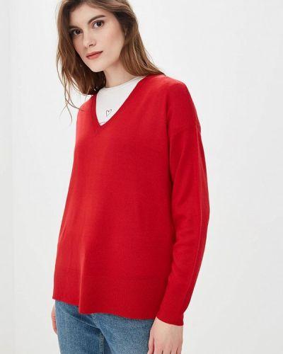 Пуловер красный Fresh Brand