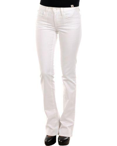 Белые брюки хлопковые Ralph Lauren