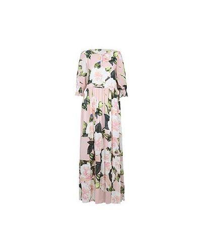 Повседневное розовое платье Elisa Fanti