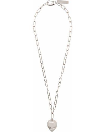 Ожерелье из серебра серебряный Marni