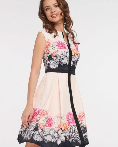 Платье - бежевое Valkiria