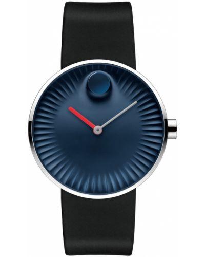 Часы швейцарские силиконовые Movado