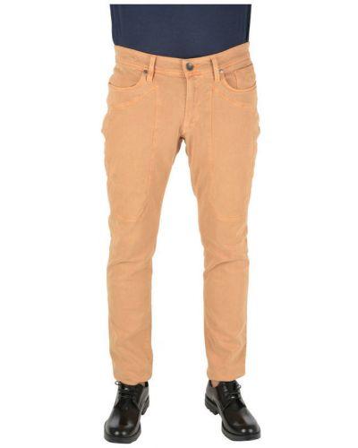 Żółte spodnie Jeckerson