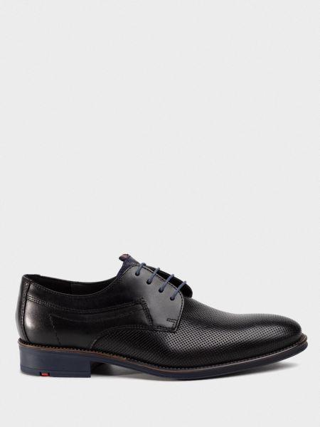 Кружевные классические туфли на каблуке на шнурках Lloyd