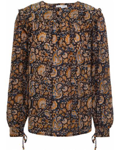 Bluzka z wiskozy Antik Batik