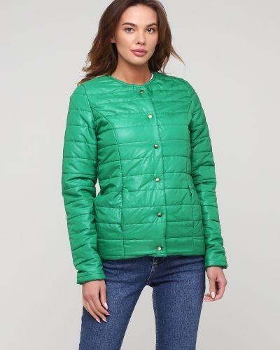 Куртка - зеленая Niktan