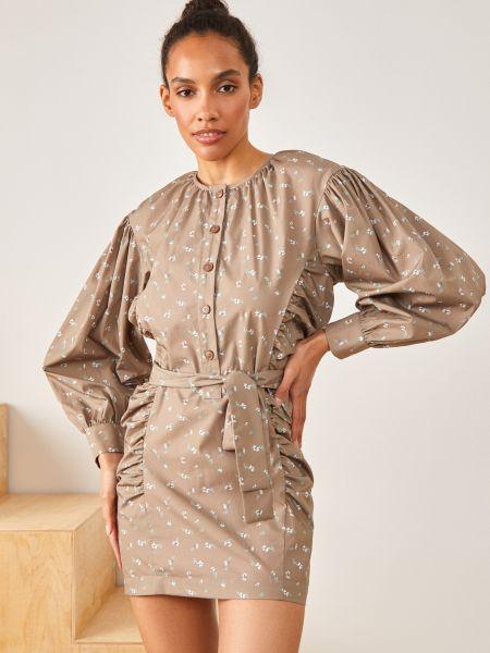 Платье мини с рукавами 12storeez
