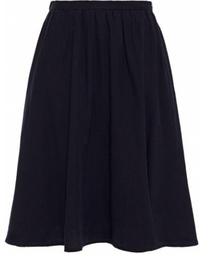 Плиссированная юбка American Vintage