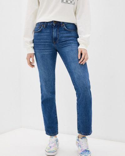 Синие прямые джинсы Lee Cooper