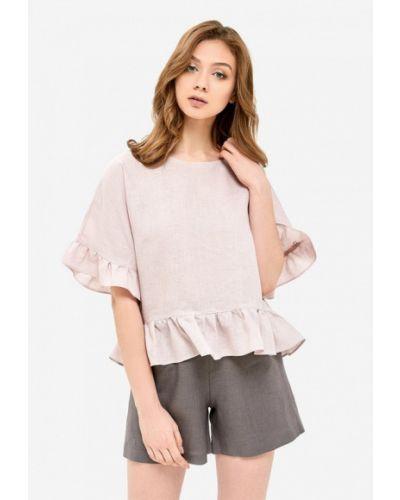 Розовая пижама Morandi