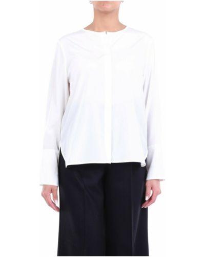 Biała bluzka Cappellini