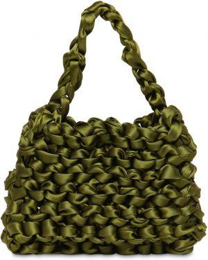 Сатиновая маленькая сумка Miista